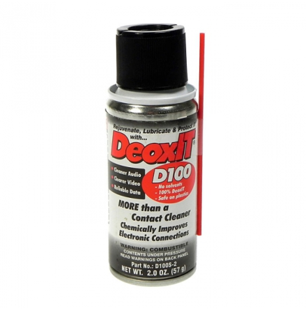 Deoxit D100S-2 Spray