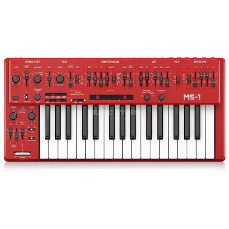 MS-1 Röd