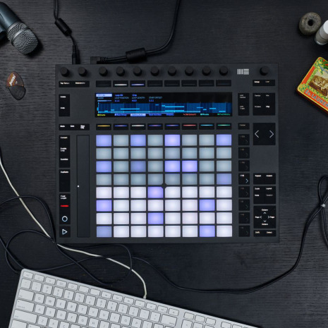 Ableton Push 2 + Live Intro 10