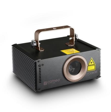 WOOKIE 150 G - Animation Laser 150 mW green