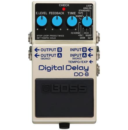 DD-8 Digital Delay-pedal