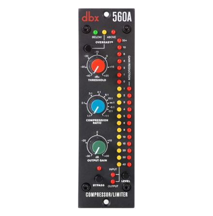 560A Compressor/Limiter