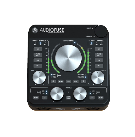 AudioFuse Revision 2